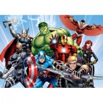 Puzzle   Pièces XXL - Marvel Avengers