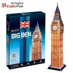 Cubic-Fun-C094H Puzzle 3D - Big Ben