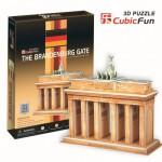 Cubic-Fun-C712H Puzzle 3D - Allemagne, Berlin : Porte de Brandebourg