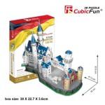 Cubic-Fun-MC062H-2 Puzzle 3D - Allemagne : Château de Neuschwanstein