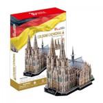 Cubic-Fun-MC160H Puzzle 3D - Allemagne : Cathédrale de Cologne (Difficulté : 7/8)
