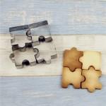 Puzzle  Cook-33801 Emporte-Pièce de Cuisine - 4 Pièces