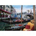 Puzzle  DToys-50328-AB10 Italie - Venise