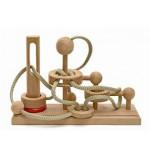 Dtoys-62369-02 Casse-tête en bois IQ Games - Expert 2 - Difficulté : 4/5