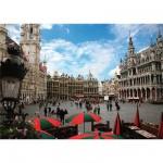 Puzzle  DToys-64288-FP01 Belgique - Bruxelles