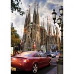 Puzzle  DToys-64288-FP06 Espagne - Sagrada Familia