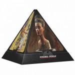 Puzzle  DToys-65957-PP01 Pyramide 3D - Egypte : Dieux Egyptiens