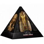 Puzzle  DToys-65957-PP02 Pyramide 3D - Egypte : Masques égyptiens