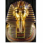 Puzzle  DToys-65971-EY02 Egypte ancienne - Masque de Toutankhamon