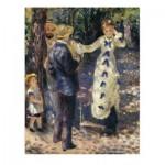 Puzzle  DToys-66909-RE10 Renoir Auguste - Gabrielle et Jean