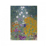 Puzzle  Dtoys-66923-KL-09 Gustav Klimt : Jardin Fleuri