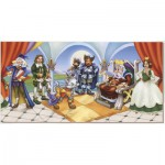 Dtoys-67814-GP-04 Puzzle Globe - Le chat botté