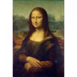 Puzzle  Dtoys-72689-DA-01 Léonard De Vinci : Mona Lisa, La Joconde