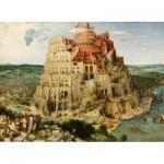 Puzzle  Dtoys-72900-BR-01 Brueghel Pieter : La Tour de Babel, 1563
