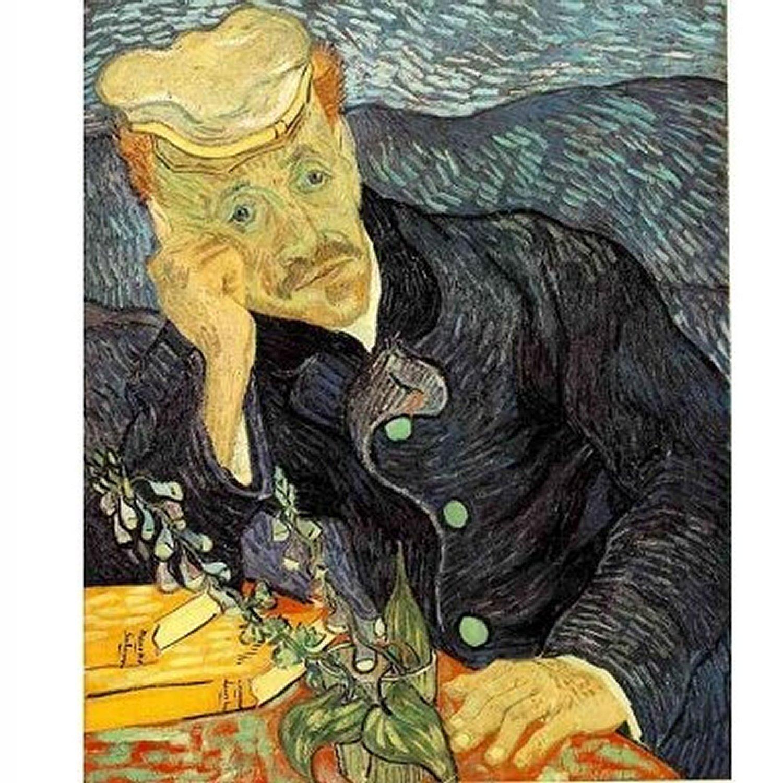 Docteur Gachet Van Gogh