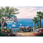Puzzle  Educa-15801 Costa del Sol