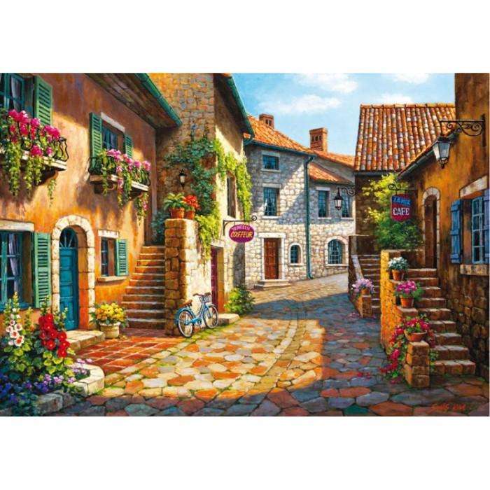 Rue de Village, France