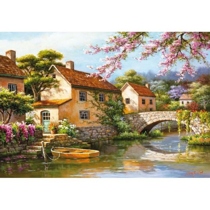 Sung Kim - Cottage