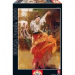 Puzzle  Educa-15814 Flamenco