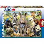 Puzzle  Educa-15908 Photo de Classe