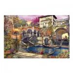 Puzzle  Educa-16320 Romance à Venise