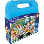 Puzzle  Educa-16517 Disney