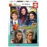 Puzzle  Educa-16552 Disney - Descandants