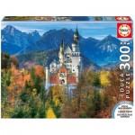 Puzzle  Educa-16744 Pièces XXL - Neuschwanstein