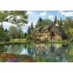 Puzzle  Educa-16774 Dominic Davison : Lake View Cottage