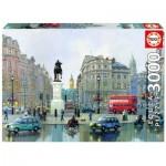Puzzle  Educa-16779 Alexander Chen - London Charing Cross