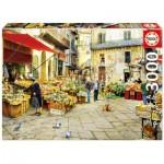 Puzzle  Educa-16780 La Vucciria Market, Palermo