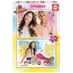 Educa-16807 2 Puzzles - Soy Luna