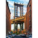 Puzzle  Educa-17100 Manhattan Bridge, New York