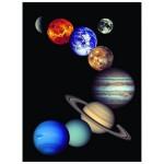Puzzle  Eurographics-6000-0100 Nasa : Système solaire