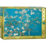 Puzzle  Eurographics-6000-0153 Van Gogh : Branche d'amandier en fleurs