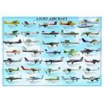 Puzzle  Eurographics-6000-0238 Aviation légère