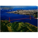 Puzzle  Eurographics-6000-0548 Golden Gate Bridge - San Francisco CA