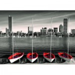 Puzzle  Eurographics-6000-0661 Boston Marina
