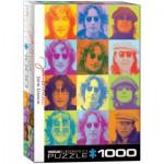 Puzzle  Eurographics-6000-0807 John Lennon