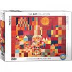Puzzle  Eurographics-6000-0836 Paul Klee - Château et Soleil
