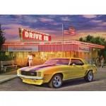 Puzzle  Eurographics-6000-0986 Daytona Yellow Zeta