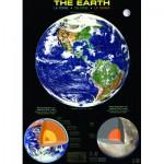 Puzzle  Eurographics-6000-1003 La Terre