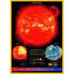 Puzzle  Eurographics-6000-1008 Le Soleil