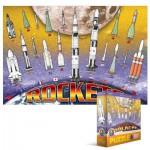 Puzzle  Eurographics-6001-1015 Fusées Internationales