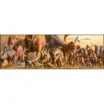 Puzzle  Eurographics-6005-4650 Takino : Les dinosaures