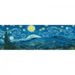 Puzzle  Eurographics-6010-5309 Van Gogh Vincent - Nuit Etoilée sur le Rhône