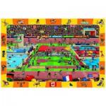 Puzzle  Eurographics-6100-0497 Cherche et Trouve - Jeux olympiques