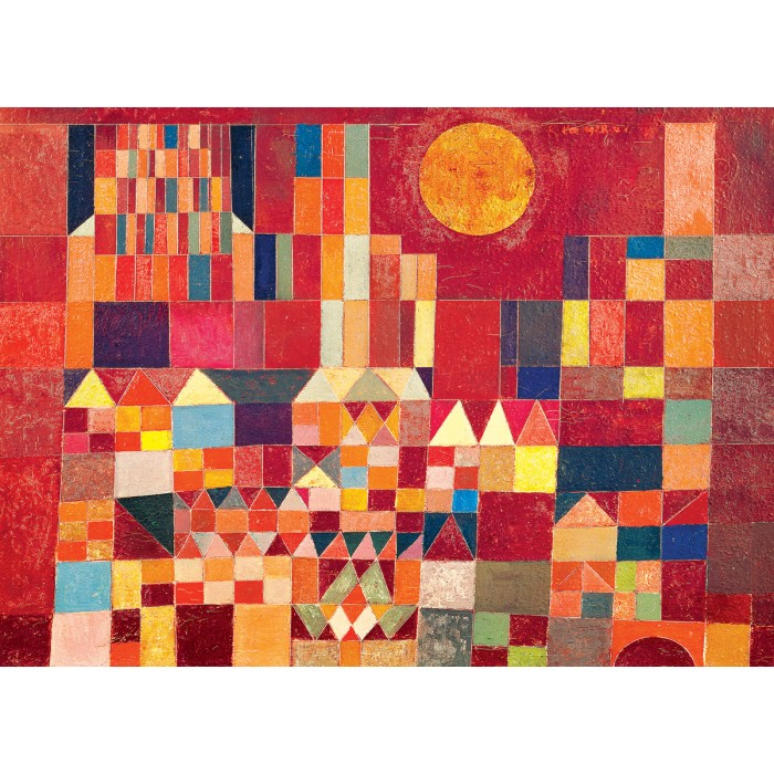 Pièces XXL - Paul Klee