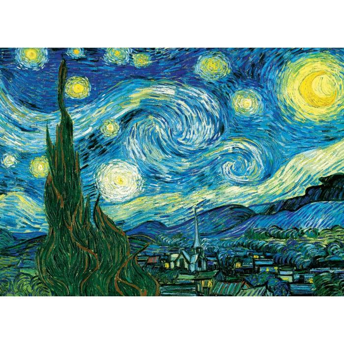 Pièces XXL - Van Gogh Vincent - Nuit Etoilée sur le Rhône