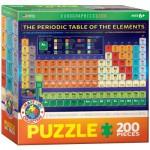 Puzzle  Eurographics-6200-1001 Tableau Périodique des Eléments